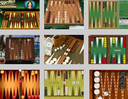 Backgammon all Casinos